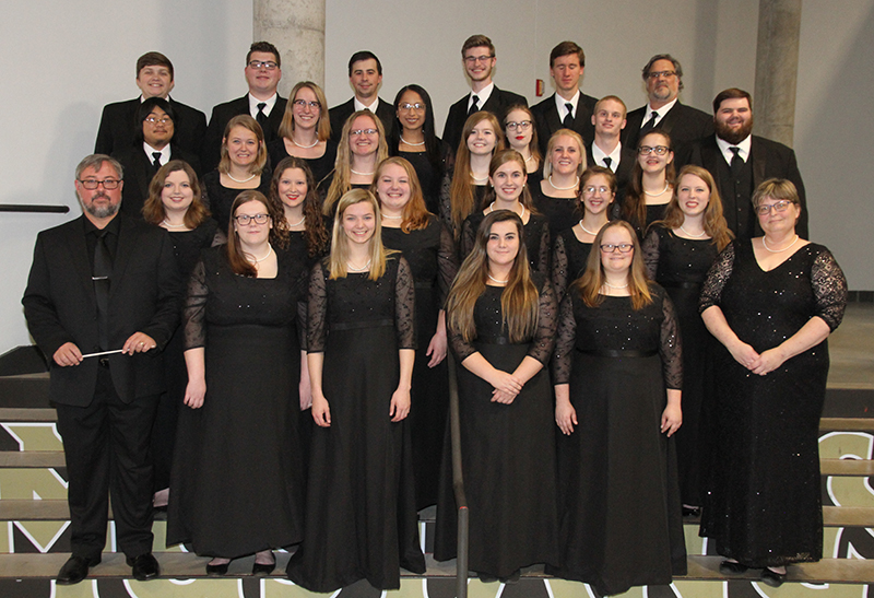 Chorale to Perform at American Choral Directors Association Convention