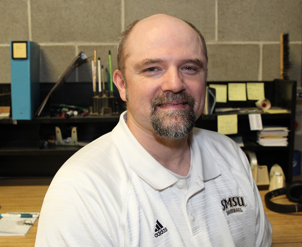 Nubile, Physical Plant Employees Help Keep SMSU Running Smoothly
