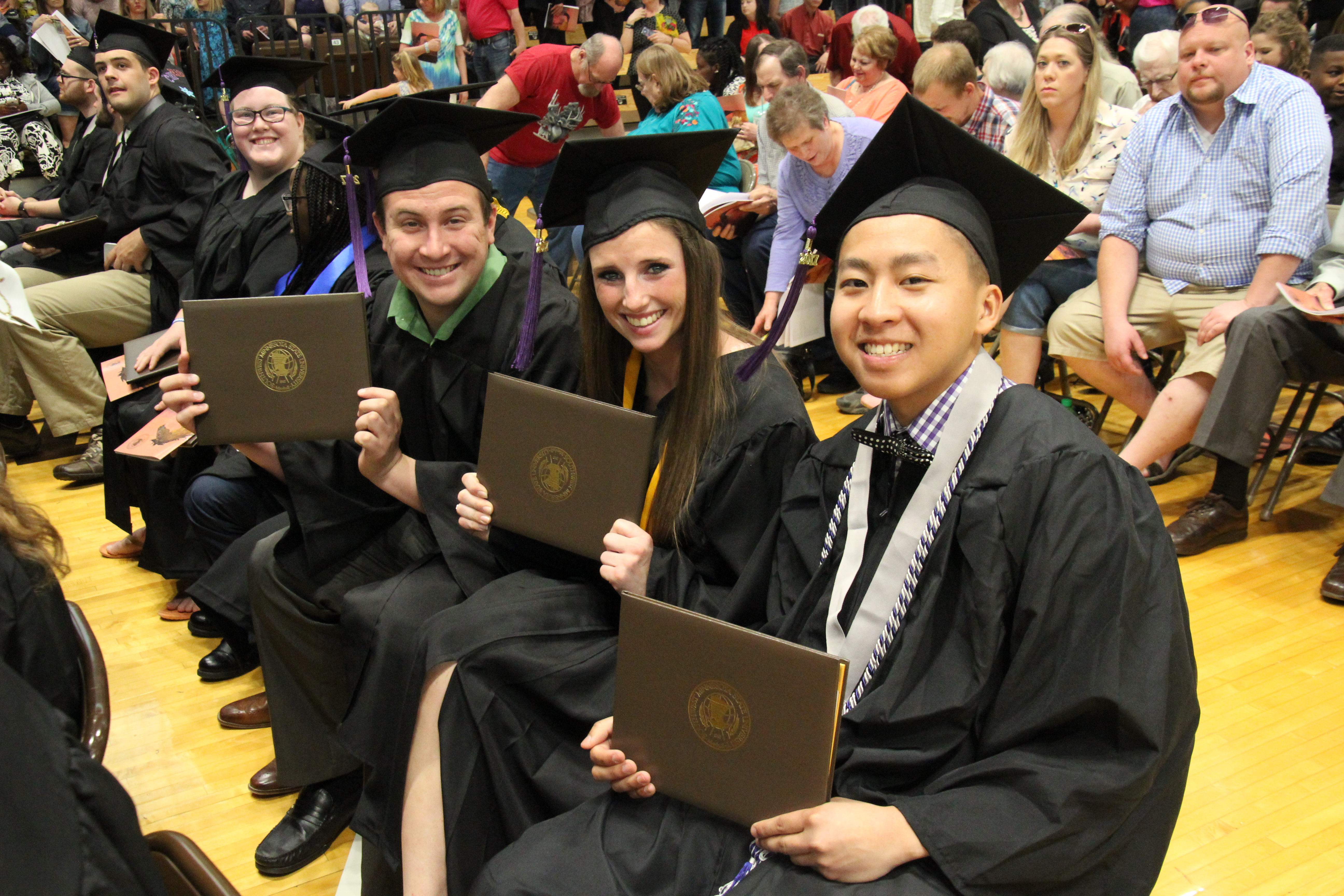 Commencement May 5 at SMSU