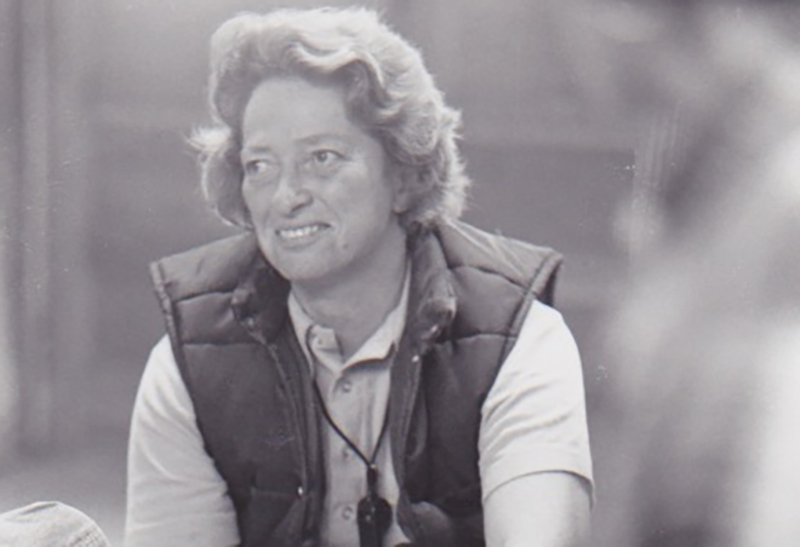 Jean Replinger a Women's Outward Bound Pioneer