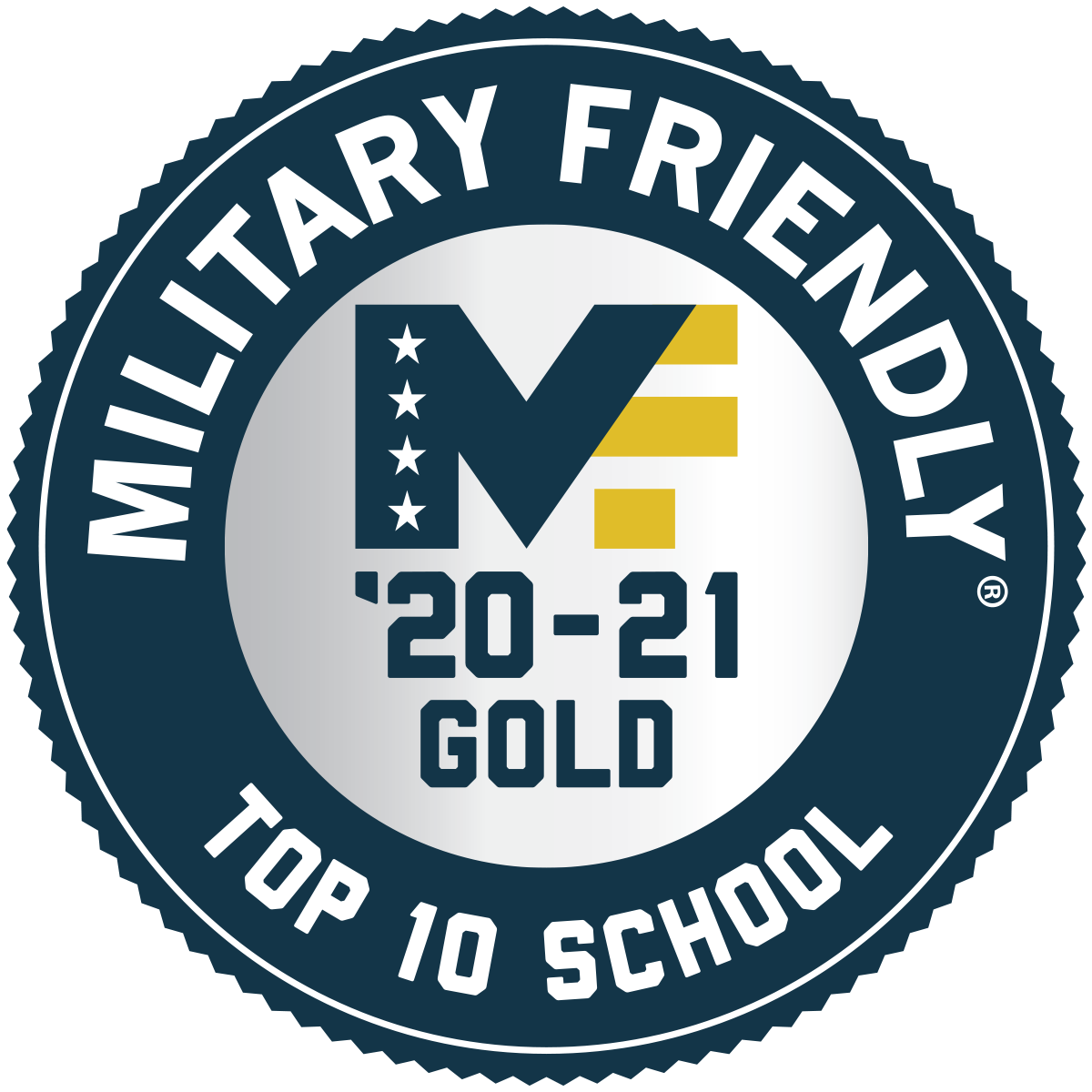 SMSU Ranked No. 1 in Nation  By Military Friendly® School