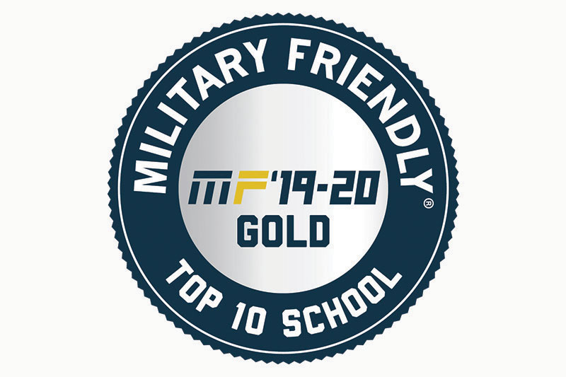 SMSU Third in Military Friendly® Schools Rankings