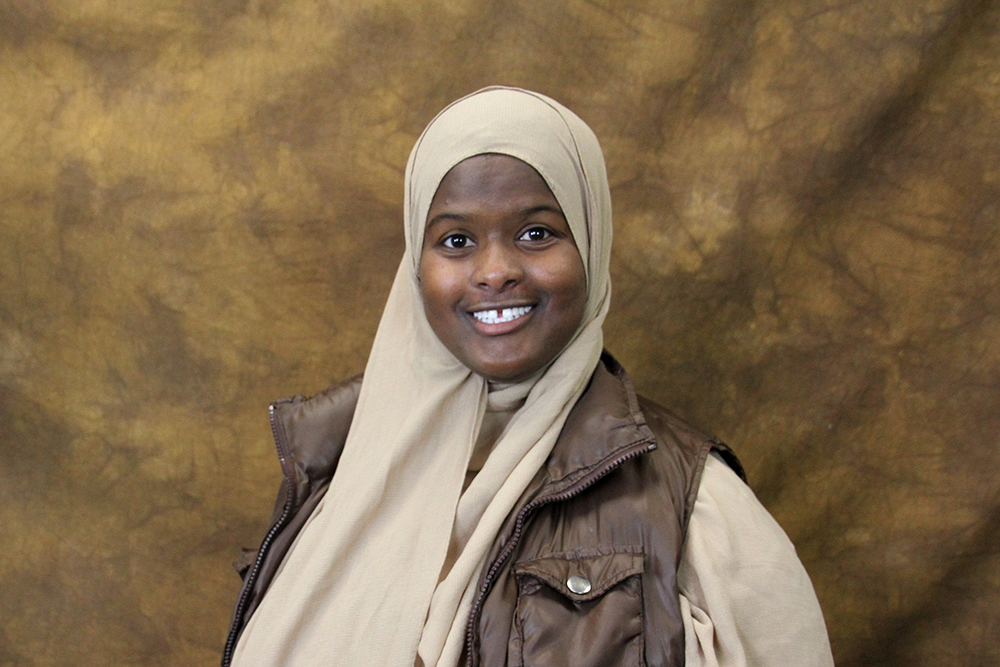 Meet Student Body President Muna Mohamed
