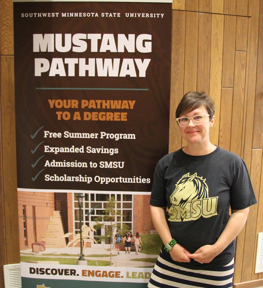 SMSU Welcomes First Mustang Pathway Group