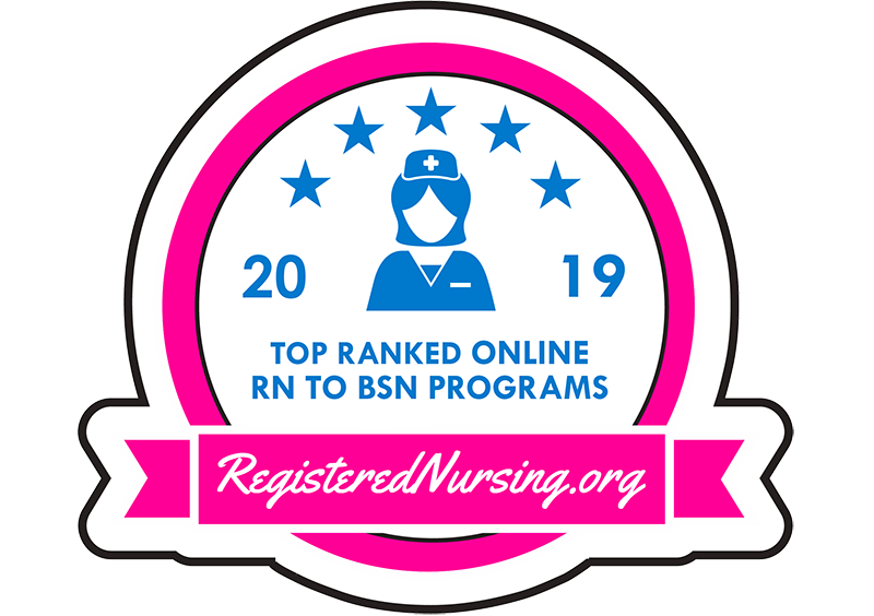 2019 TOP RANKED ONLINE RN TO BSN PROGRAMS - registerednursing.org