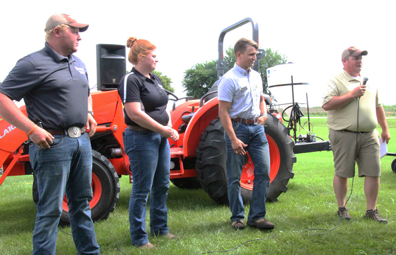 SMSU Hosts Inaugural Agronomy Field Day