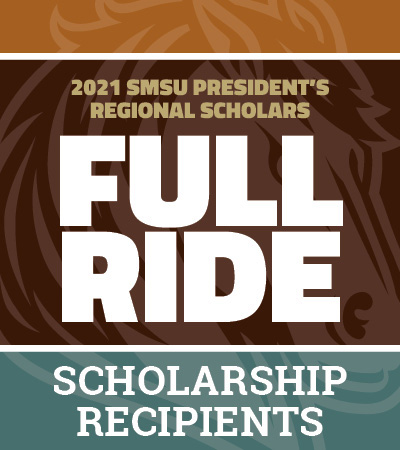 Students Awarded Full-Ride Scholarships as  Part of President's Regional Scholars Award Program
