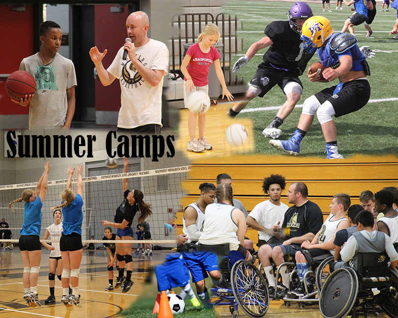 SMSU to Host Numerous Sports Camps