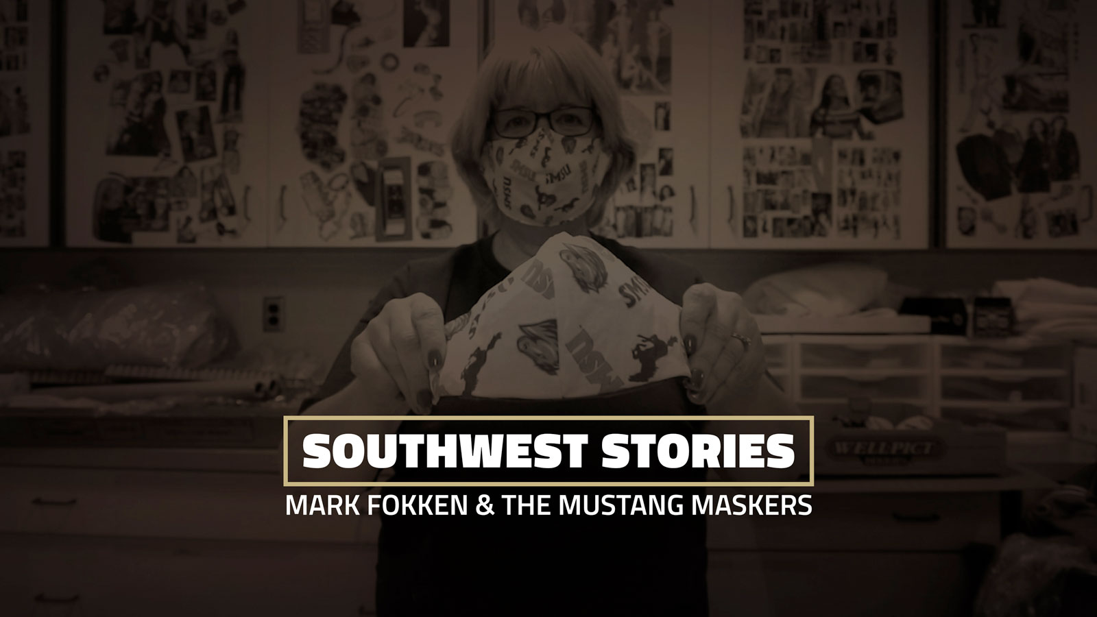 Southwest Stories: Mark Fokken and The Mustang Maskers